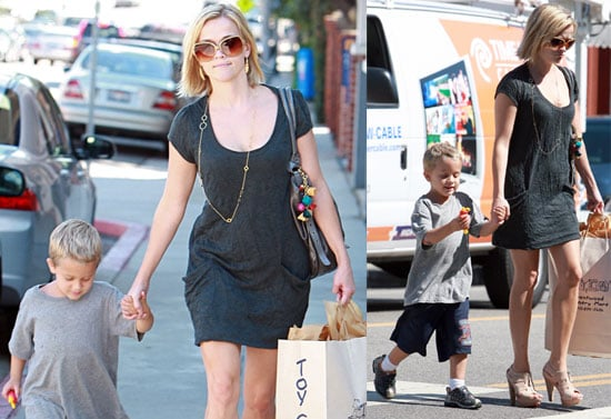 Photos of Reese Witherspoon and Deacon Phillippe