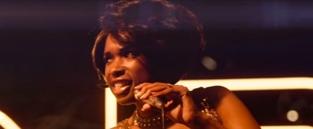 Watch Jennifer Hudson in Aretha Franklin Respect Biopic