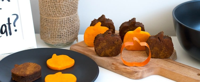 These Lorna Jane Pumpkin Brownies Will Get You Ready For Halloween