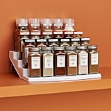 YouCopia Spicesteps 4-Tier Kitchen Cabinet Spice Shelf