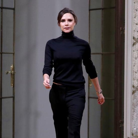 Victoria Beckham Runway Show Autumn 2018