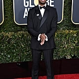He cut a suave figure at the 2019 Golden Globes.