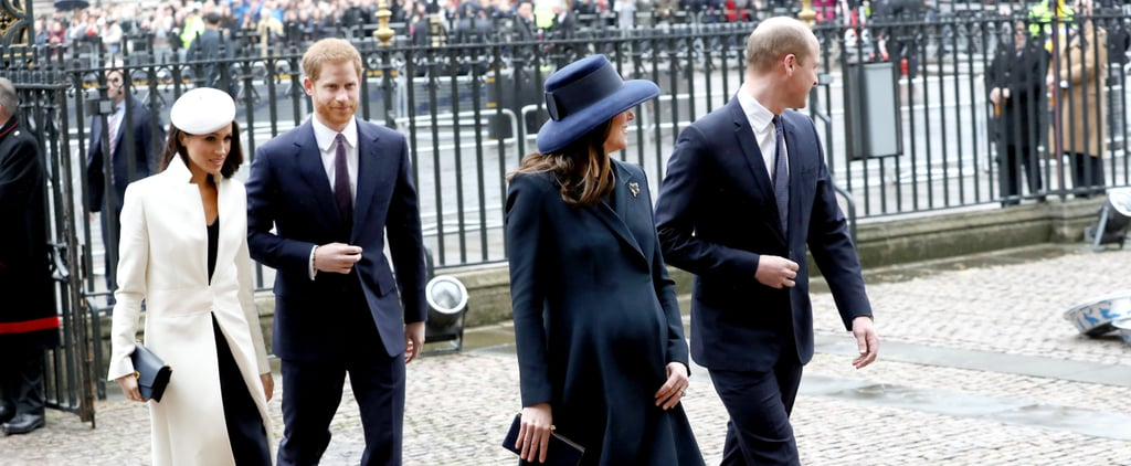 The Fab Four Reunites! Meghan Markle Joins Her Future In-Laws For Commonwealth Day