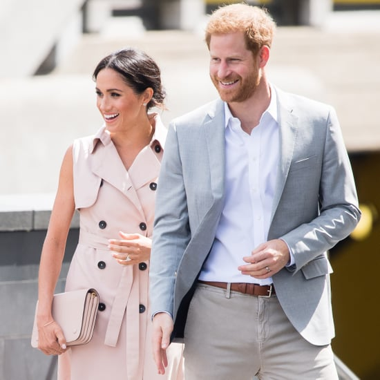 Prince Harry and Meghan Markle's Joint Monogram