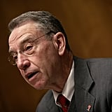 Senate President Pro Tempore Chuck Grassley