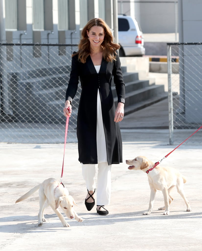 Kate Middleton in Russell and Bromley