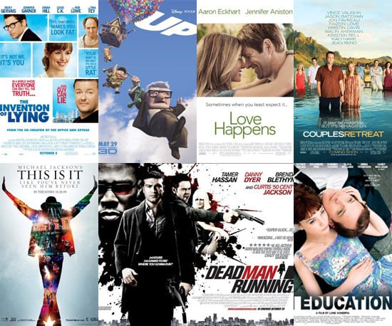 Movies Films Released in UK Cinemas in October 2009