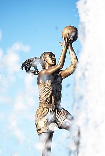 A'ja Wilson Statue Unveiled at University of South Carolina