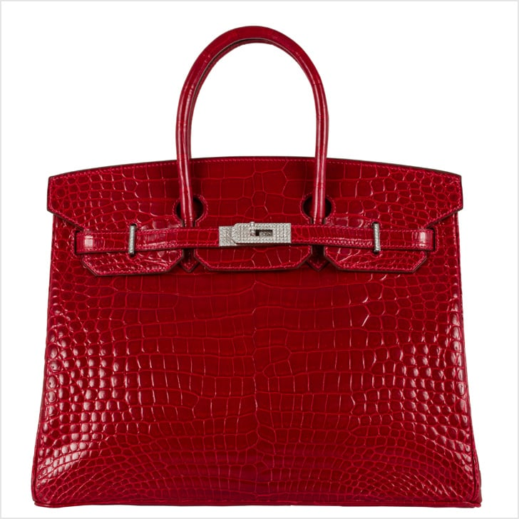 Zoom In on the World's Most Expensive Birkin Bag — Ever