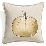 Levtex Pumpkin Pillow