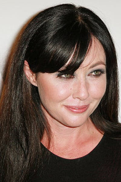 Shannen Doherty 2011 Golden Globes Beauty Looks From The After