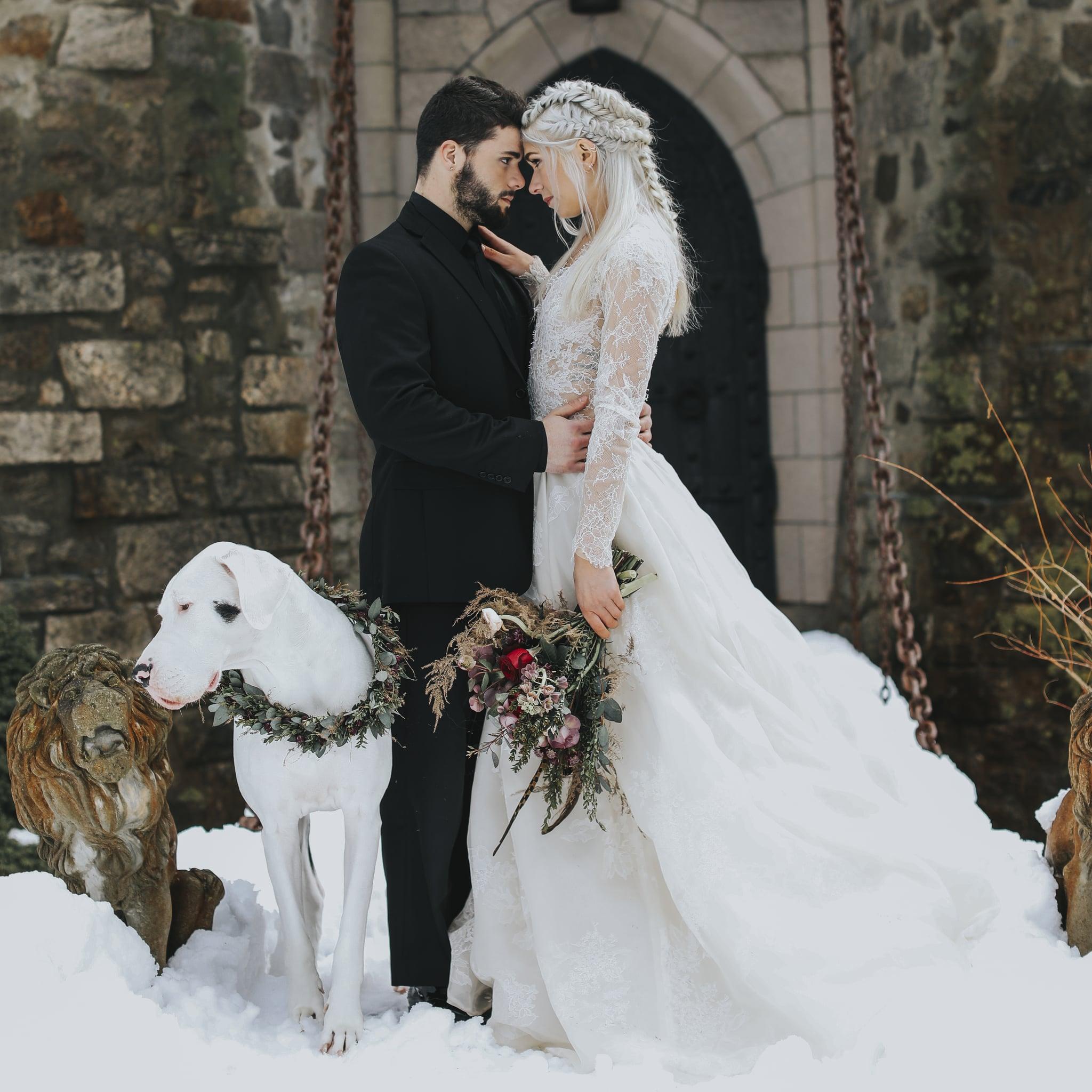 Game Of Thrones Wedding.Game Of Thrones Wedding 2019 Popsugar Love Sex