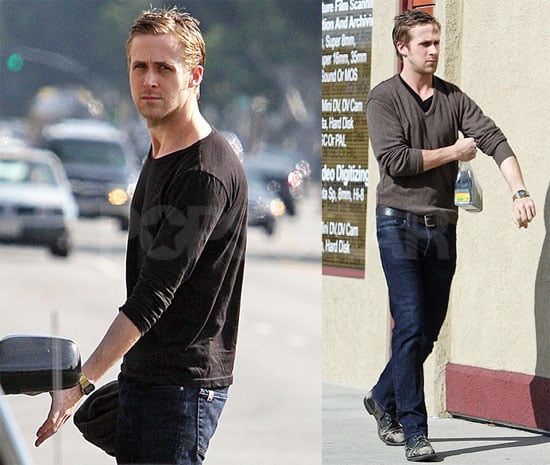 It's Ryan Gosling