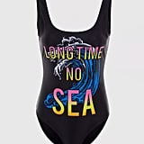 Ginger – Graphic Slogan Swimsuit