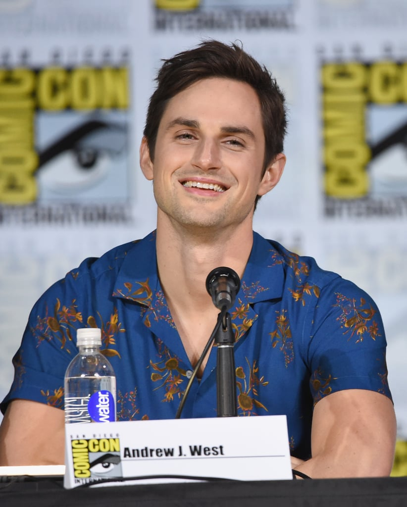 Once Upon a Time is shaking things up this season, and part of that includes some new faces. While we certainly miss the original cast, fans are taking quite a liking to the adult Henry Mills, played by Andrew J. West. Not only is the actor incredibly talented, but he's also pretty adorable. When he's not giving us heart eyes on screen, he's making us swoon over his picture-perfect romance with actress Amber Stevens. Henry Mills may not be a prince, but Andrew J. West is absolutely charming.       Related:                                                                                                           Who Is Andrew J. West? Get to Know Once Upon a Time's Latest Heartthrob