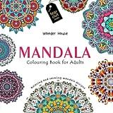 كتاب ماندالا لفنون التلوين (Mandala Art Colouring Book)