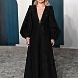 """أوليفيا وايلد في أمسية """"فانيتي فير"""" لحفلة ما بعد جوائز الأوسكار لعام 2020"""