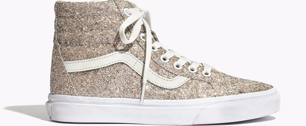 Sweet Mother of Sparkles, These New Glitter Vans Put Diamond Rings to Shame