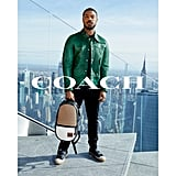 "Michael B. Jordan in the Coach ""Originals Go Their Own Way"" Campaign"