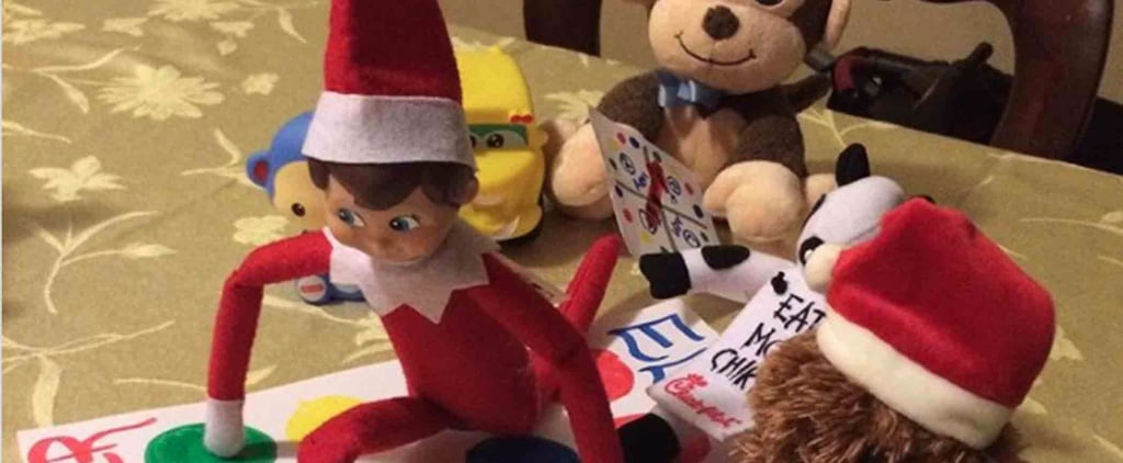 Straight From the North Pole: 50 Places to Put Your Elf on the Shelf