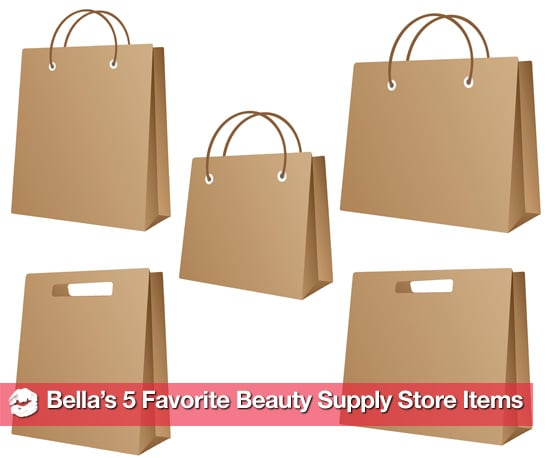 What To Buy at the Beauty Supply Store