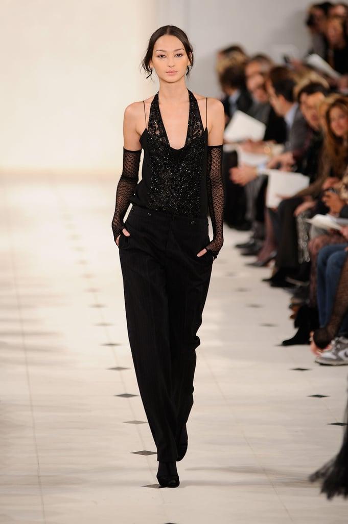 New York Fashion Week: Ralph Lauren Fall 2010