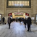 Grand Central Holiday Fair, Nov. 13 to Dec. 24