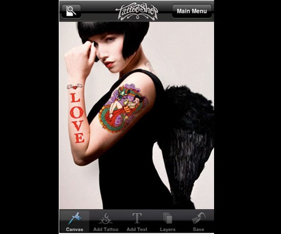 Tattoo Shop App Gallery