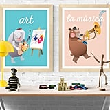 Applesauce Modern Art Prints and Posters
