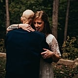 Bride Swaps Engagement Shoot For Final Father-Daughter Dance