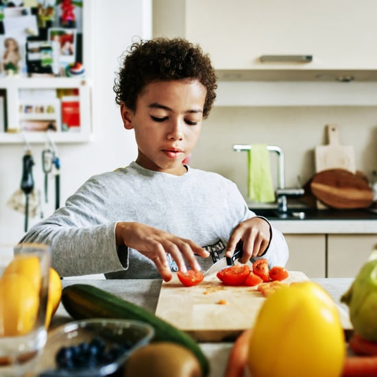 Why I'm Teaching My Child to Cook in Self-Isolation