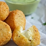 Cheese-Stuffed Yuca Balls