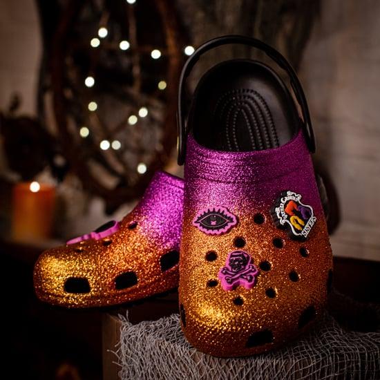 See the Disney Hocus Pocus X Crocs Collaboration
