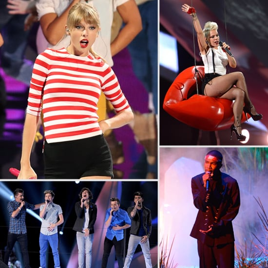 Rihanna, Pink, Taylor, and More: Rate the VMA Performances