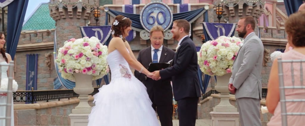 A Woman With a Rare Heart Condition Was Surprised With Her Dream Wedding at Disneyland