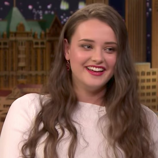 Katherine Langford on The Tonight Show May 2017