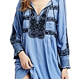 Free People Wind Willow Minidress | Nordstrom