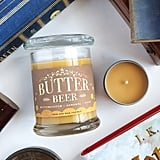 Butterbeer Candle ($18)