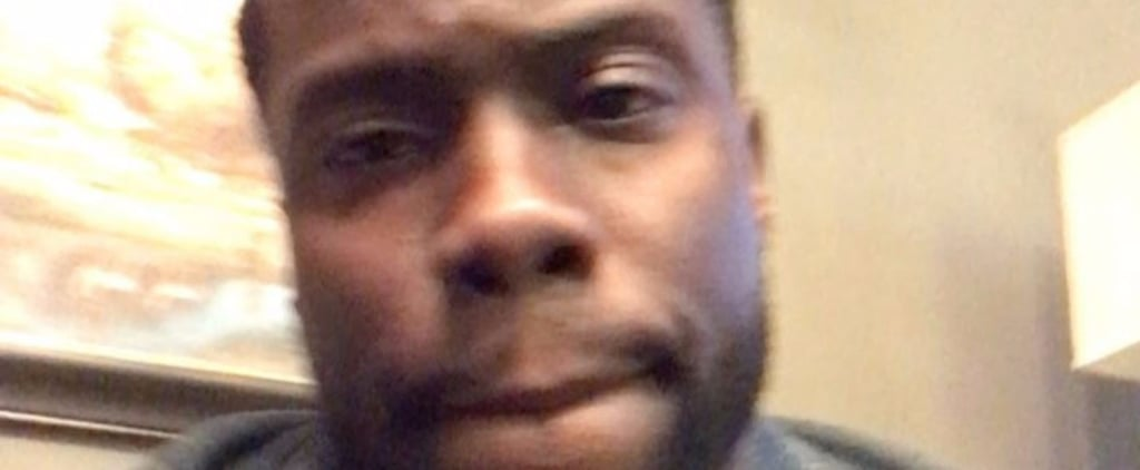 Kevin Hart Apologises to Wife and Kids on Instagram