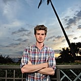 Andrew Garfield Sports a Sexy Tan to Wrap Up the Maui Film Festival