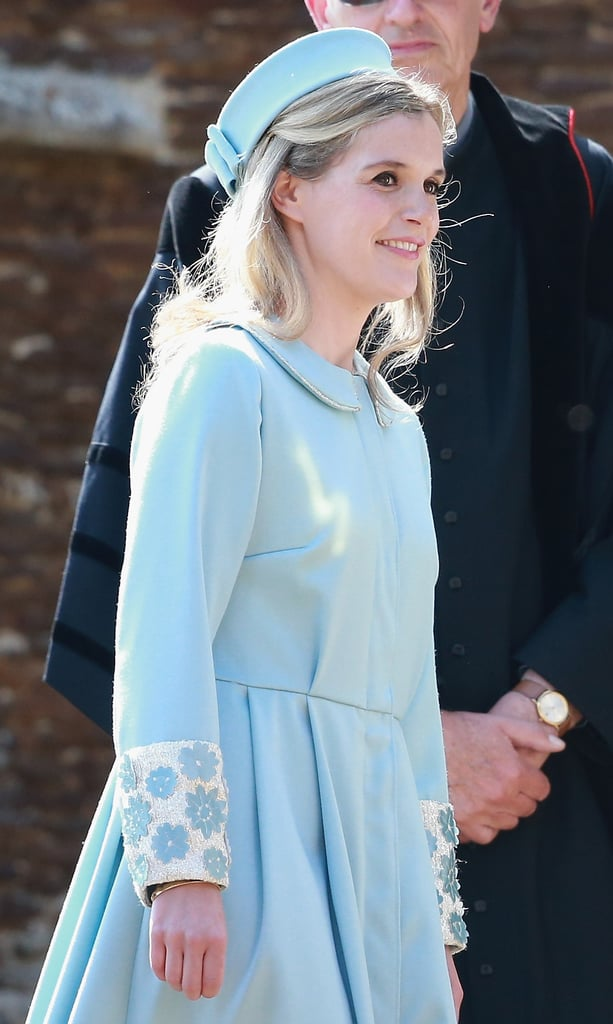 Sophie Carter — Princess Charlotte's Godmother