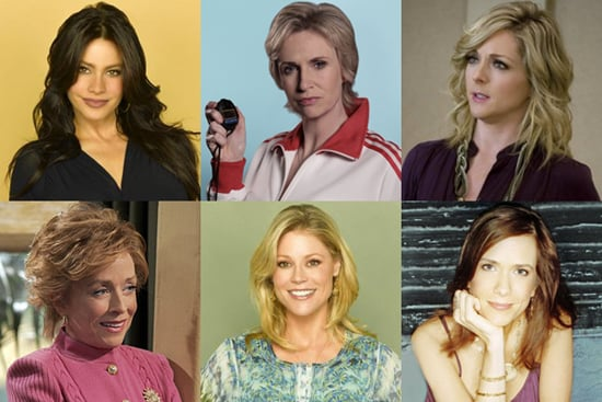 2010 Emmy Nominees For Best Supporting Actress in a Comedy ...