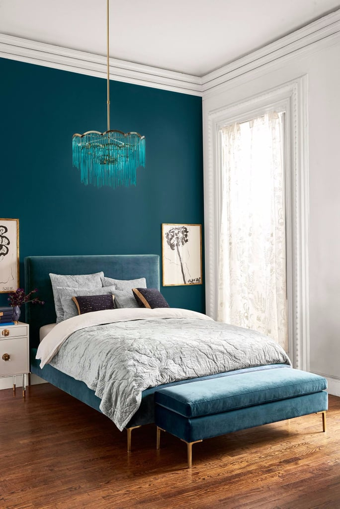 Velvet home decor trend popsugar home for Trendy home accessories