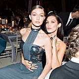 Pictured: Gigi Hadid and Bella Hadid