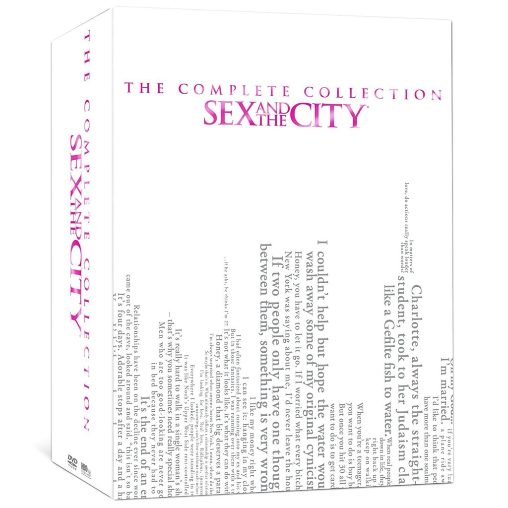 Sex and the city complete seasons