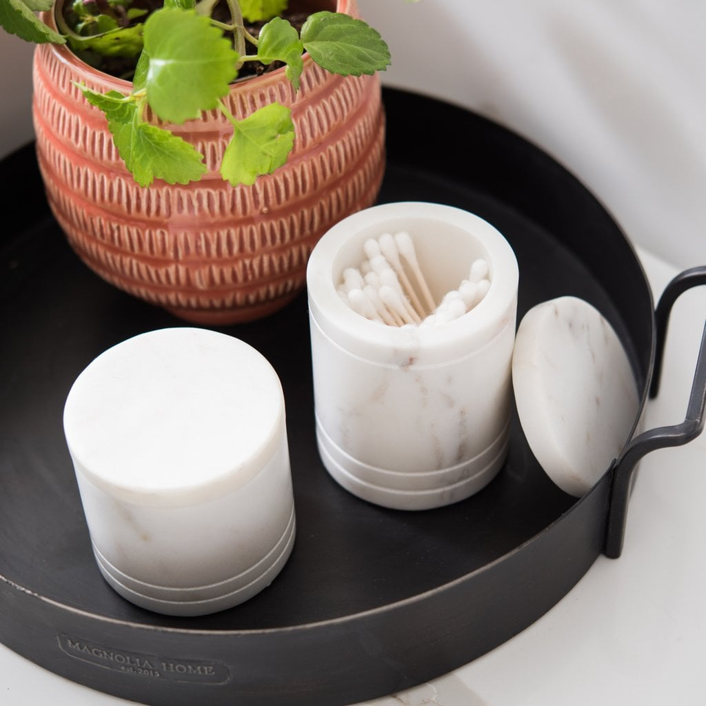 Josephine Marble Canister