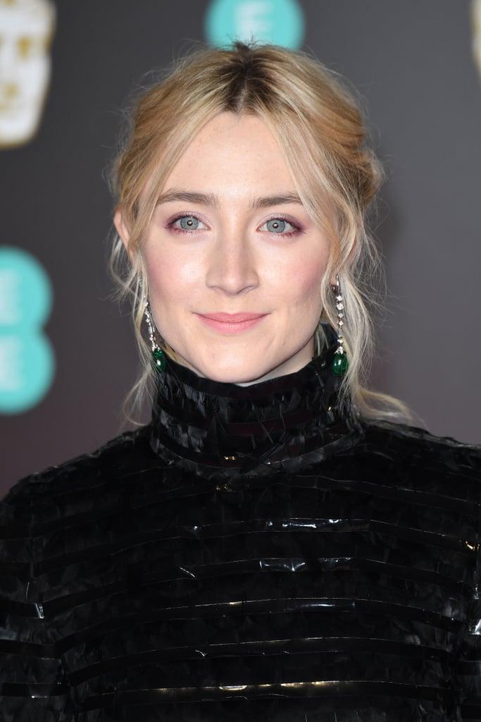 Saoirse Ronan at the BAFTA Awards 2018