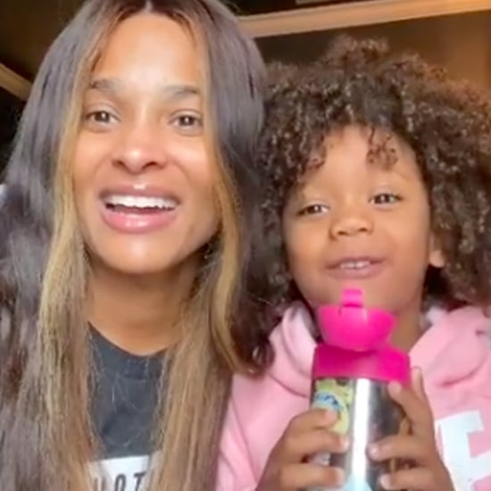 Ciara Tells Her Daughter About Kamala Harris's Election Win