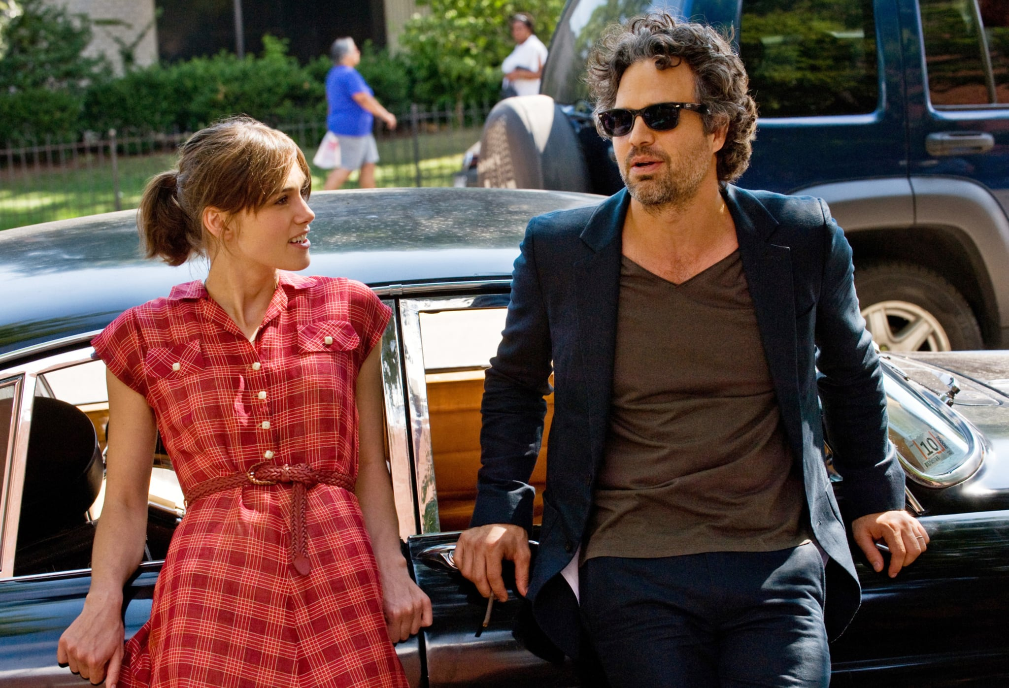 BEGIN AGAIN, (aka CAN A SONG SAVE YOUR LIFE?), from left: Keira Knightley, Mark Ruffalo, 2013. ph: Andrew Schwartz/Weinstein Company/courtesy Everett Collection