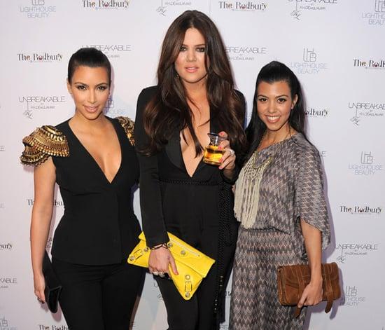 Kim, Khloe, and Kourtney Kardashian Confirm Nail Polish Collection With Nicole by OPI